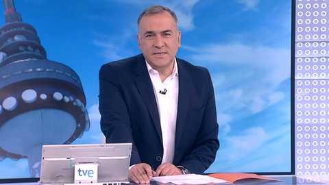 Los desayunos de TVE - Joan Tardá, portavoz de ERC en el Congreso