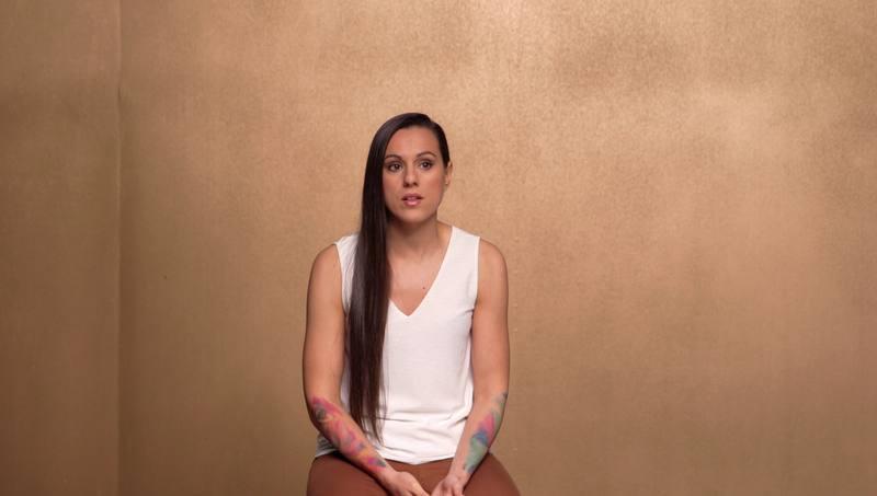 Joana Pastrana tiene 27 años y es boxeadora profesional