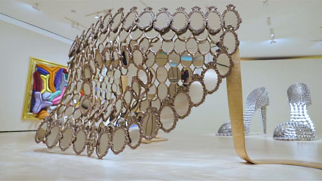 La sala. Guggenheim -  Joana Vasconcelos
