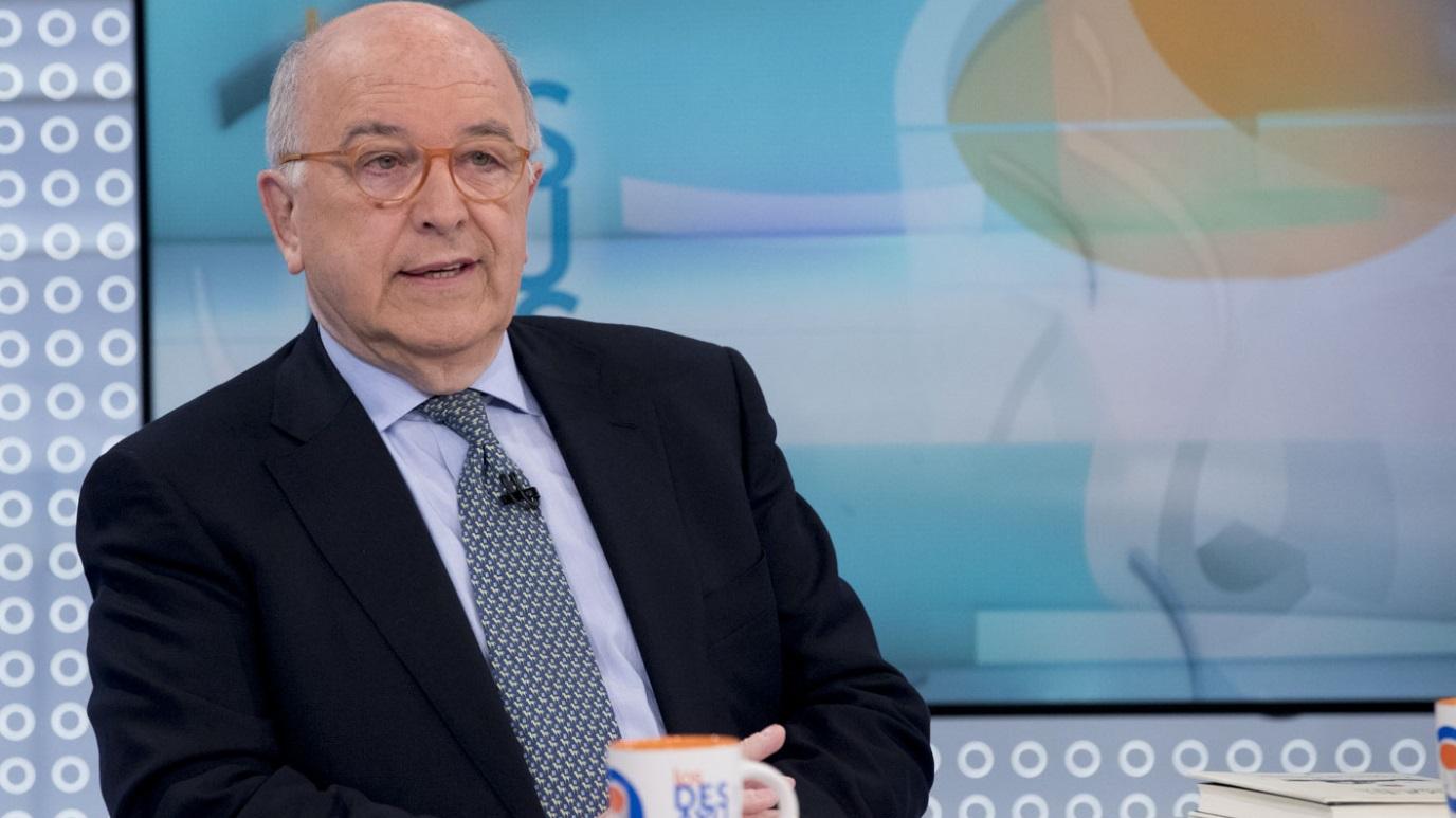 Los desayunos de TVE - Joaquín Almunia, exvicepresidente de la Comisión Europea