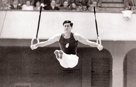 Joaquín Blume, el 'Ángel Dorado'