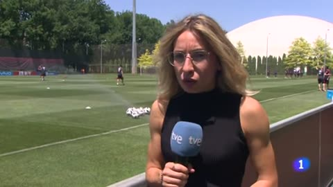 """Jordi Alba: """"Esperad un poquito para empezar a darnos palos"""""""