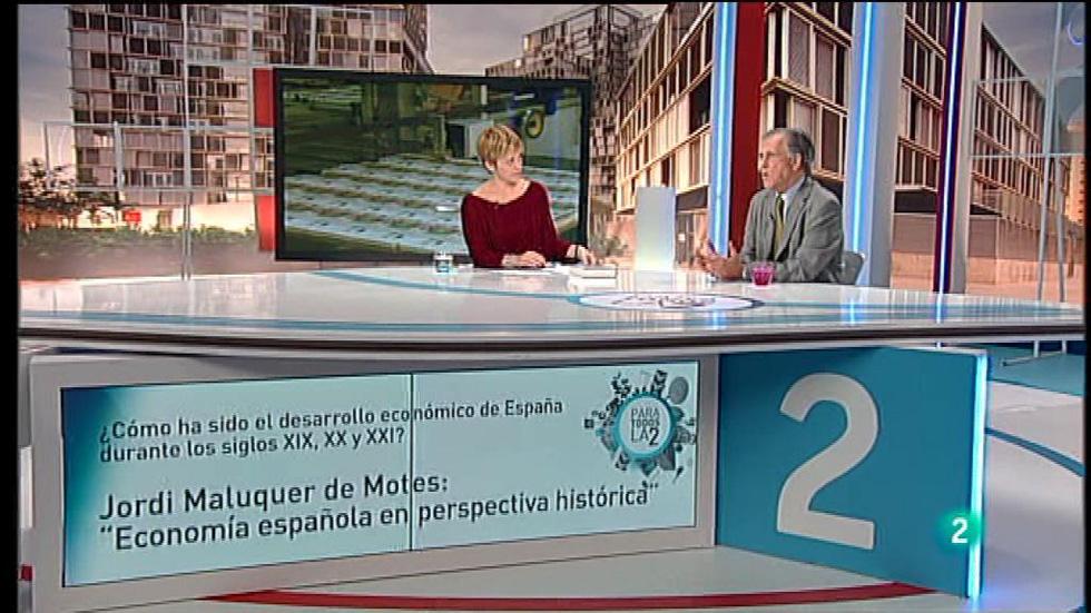 Para Todos La 2 - Entrevista Jordi Maluquer