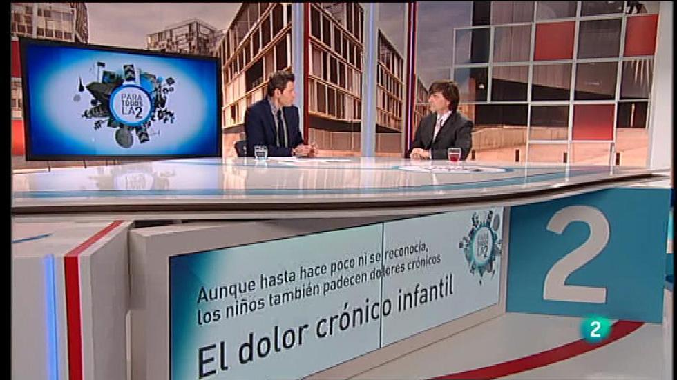 """Para Todos La 2 - Entrevista - Jordi Miró, """"El dolor crónico"""""""