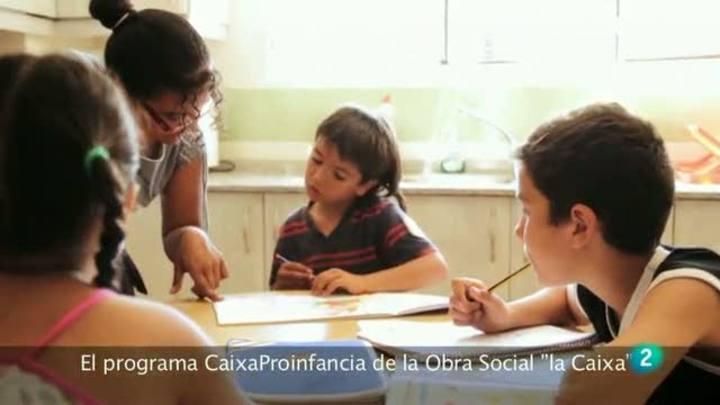 Para Todos La 2 - ONG: Jordi Riera, CaixaProinfancia