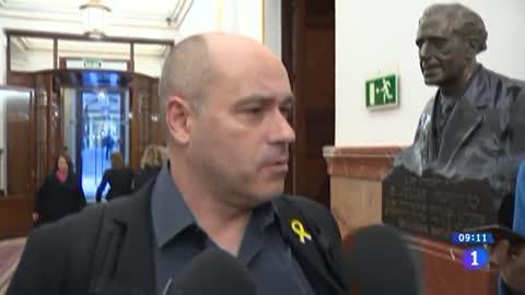 "Jordi Salvador (ERC): ""Nunca he escupido a nadie, no va conmigo"""