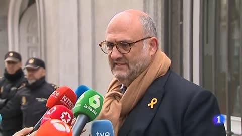 Jordi Sànchez valora la posibilidad de abandonar la política, según el portavoz de JxCat