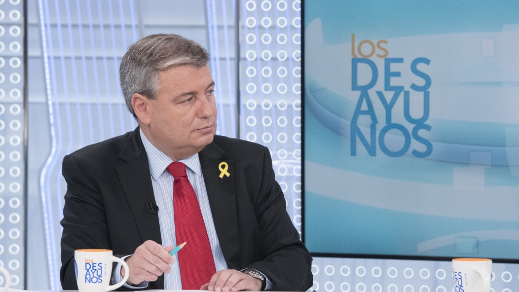 Los desayunos de TVE - Jordi Xuclà, coordinador de diputados y senadores del PDeCAT