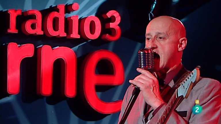 Los conciertos de Radio 3 - Jorge Ilegal y los Magníficos