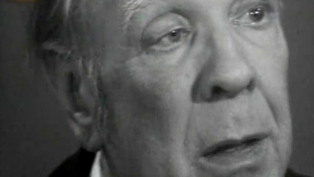 La mandrágora - Jorge Luis Borges (1999)