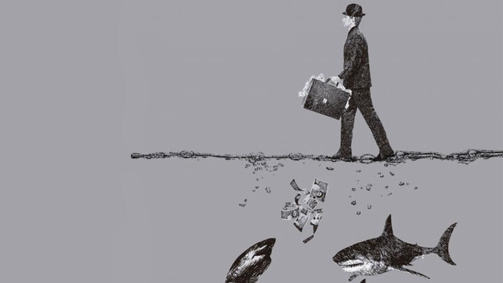 La 2 Noticias - Joris Luyendijk, nadando 'Entre tiburones' (financieros)