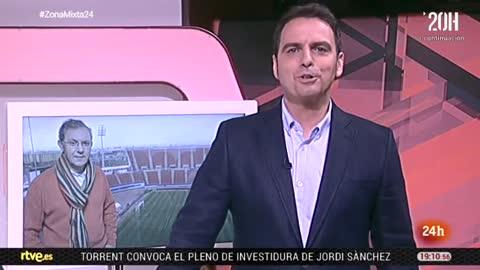 José Ángel de la Casa afronta el párkinson cantando