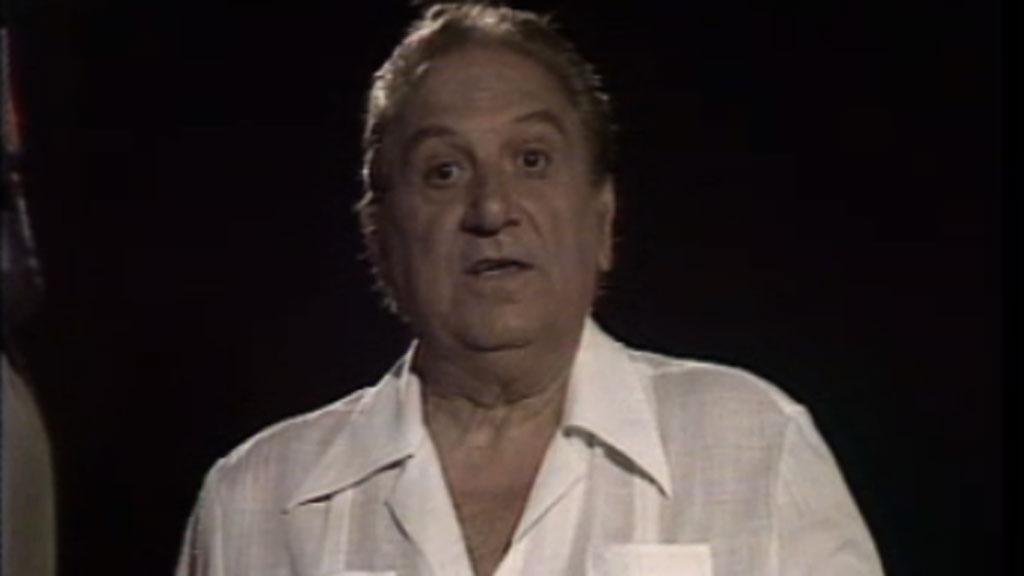 El actor y sus personajes - José Bódalo