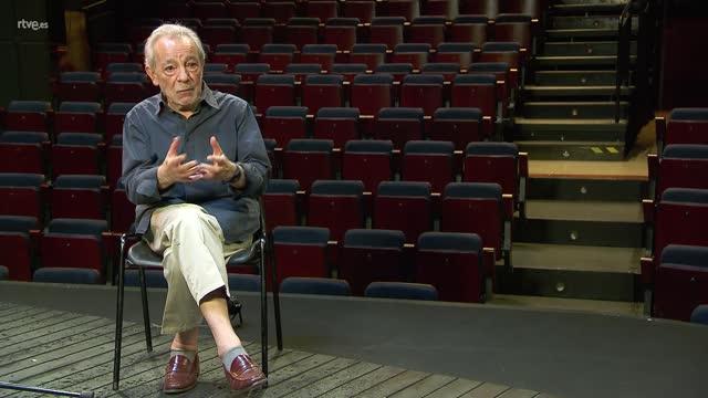 Imprescindibles - José Luis Gómez relata la génesis del Teatro de La Abadia