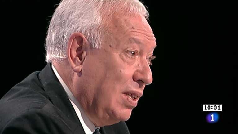 Los desayunos de TVE - José Manuel García-Margallo, ministro de Asuntos Exteriores y Cooperación