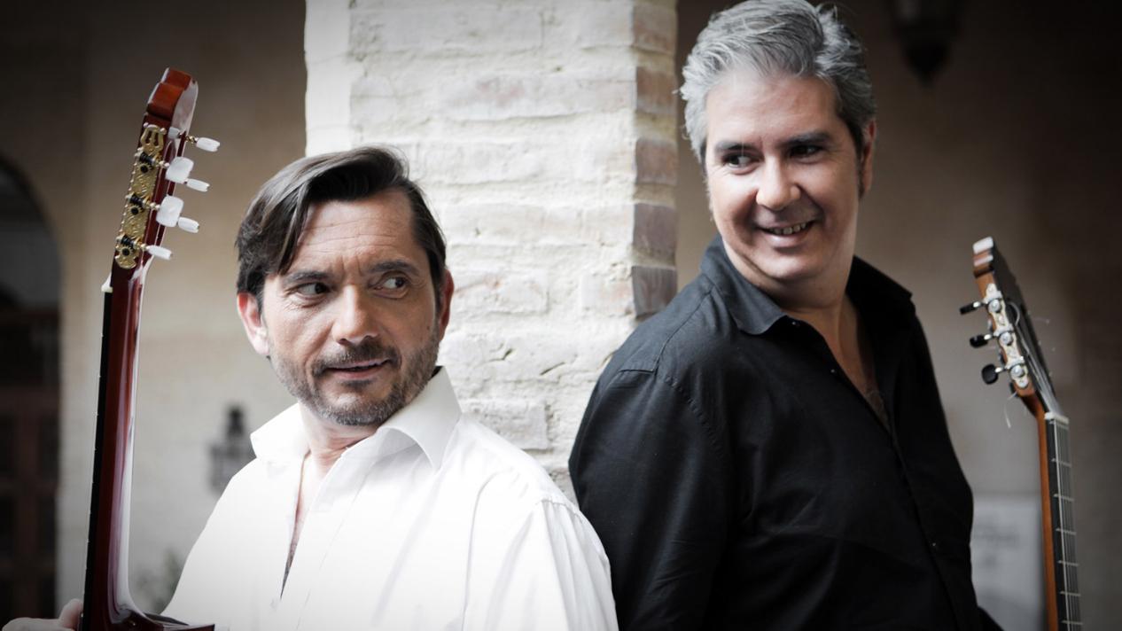 Café Zimmermann - José María Gallardo del Rey y Miguel Ángel Cortés