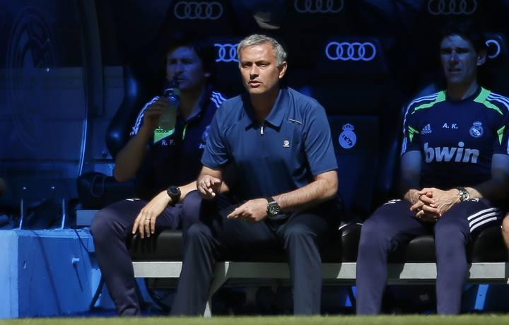 F tbol jos mourinho mourinho cristiano ronaldo for Ultimo partido del real madrid