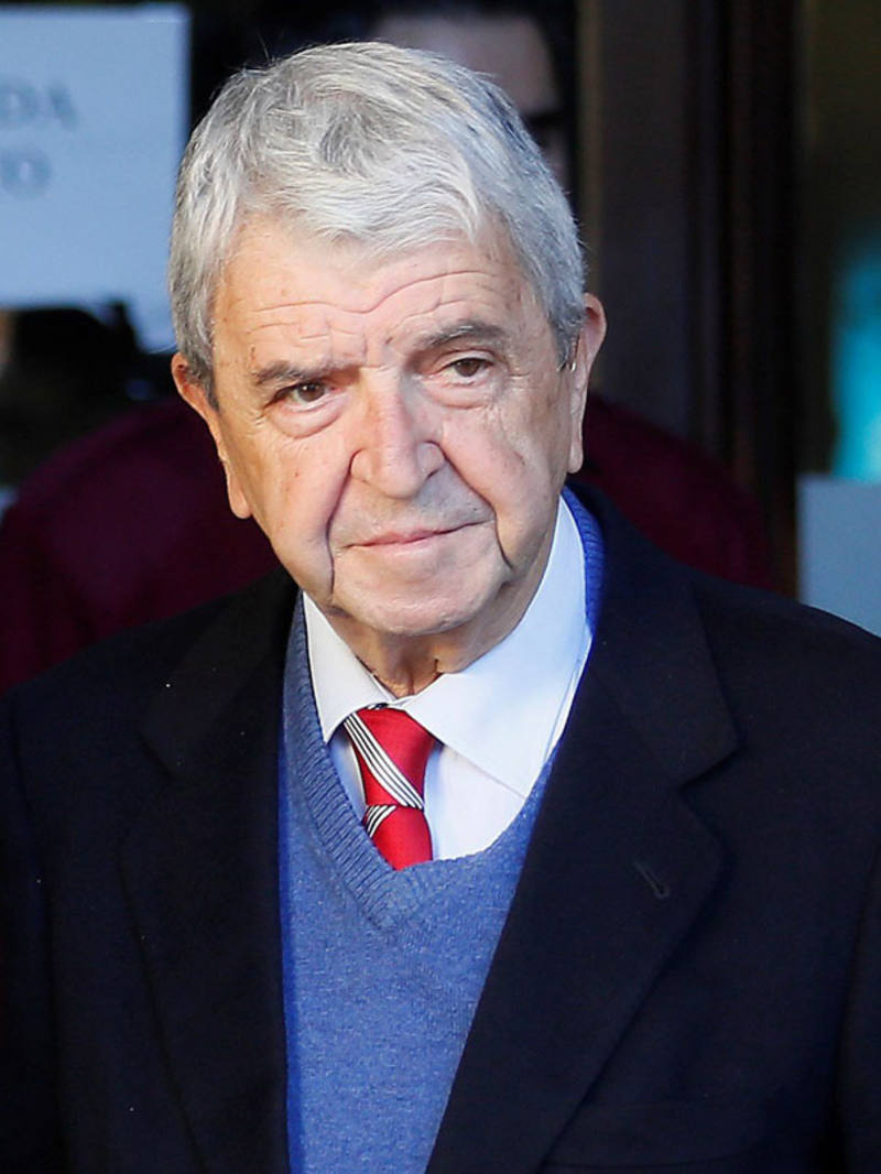 José Salgueiro Carmona, exviceconsejero y exconsejero de Hacienda