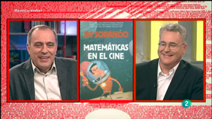 La Aventura del Saber. Jose Mª Sorando. Aventuras matemáticas en el cine