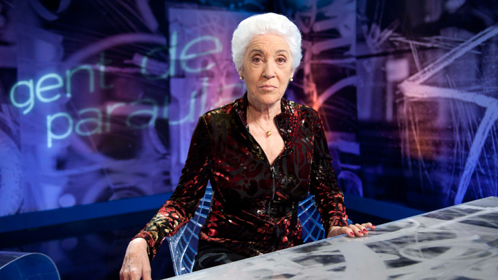 Gent de paraula - Josefina Castellví - 12/04/2013