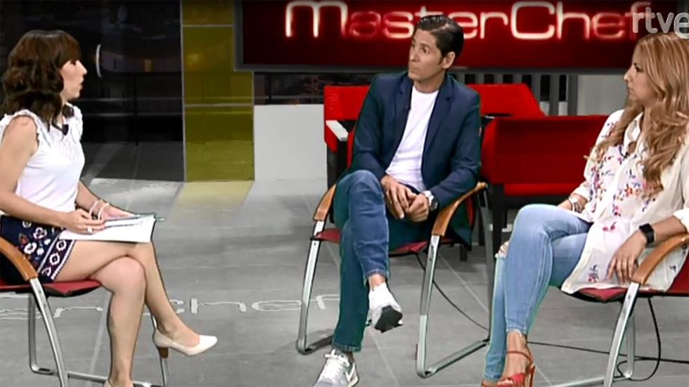 MasterChef 5 - José María responsabiliza a Miri de llevar a su equipo a la eliminación