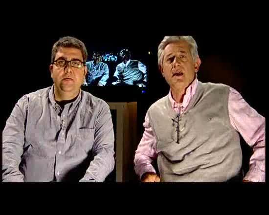 Josema Yuste y Florentino Fernández presentan el tráiler de 'La venganza de Ira Vamp'