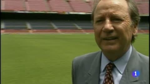 Josep Lluis Núñez, el hombre que convirtió al Barça en uno de los clubes de referencia