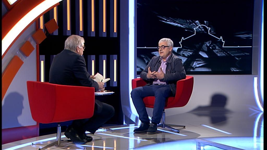 Aquí Parlem - Josep Martí, periodista