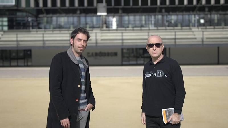 El joven autor Pablo Martín Sánchez. ha regresado a la novela