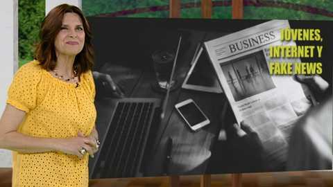 Buenas noticias TV - Jóvenes, Internet y fakes news