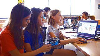 UNED - Jóvenes inventores cumple cinco años - 14/09/18