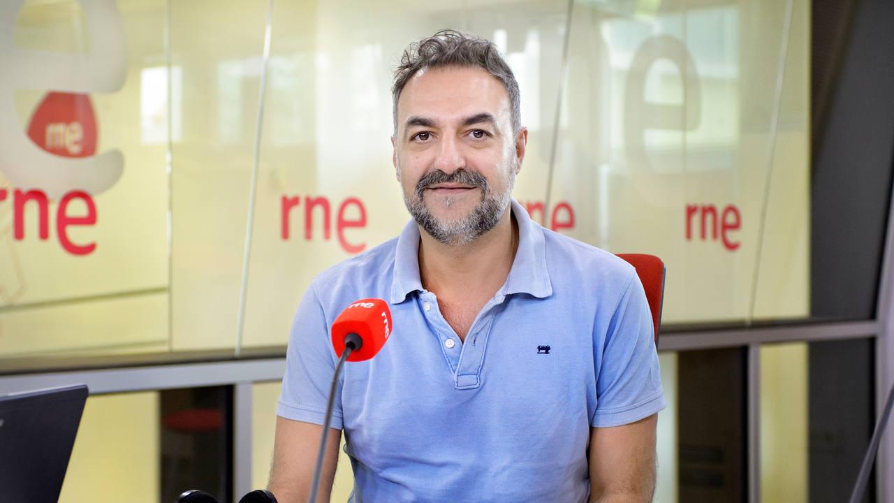 Juan Carlos Vellido en 'Las Mañanas de RNE'