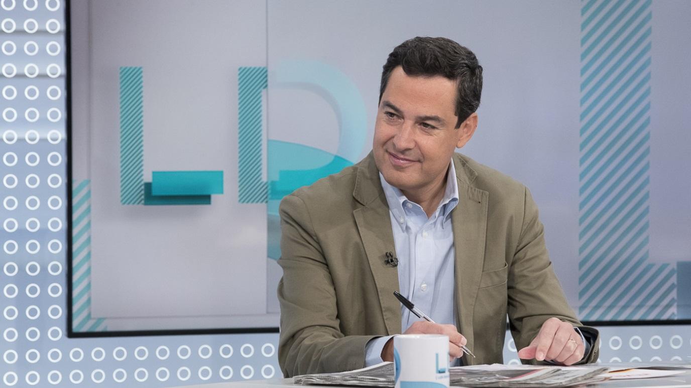 Los desayunos de TVE - Juan Manuel Moreno, presidente del Partido Popular de Andalucía