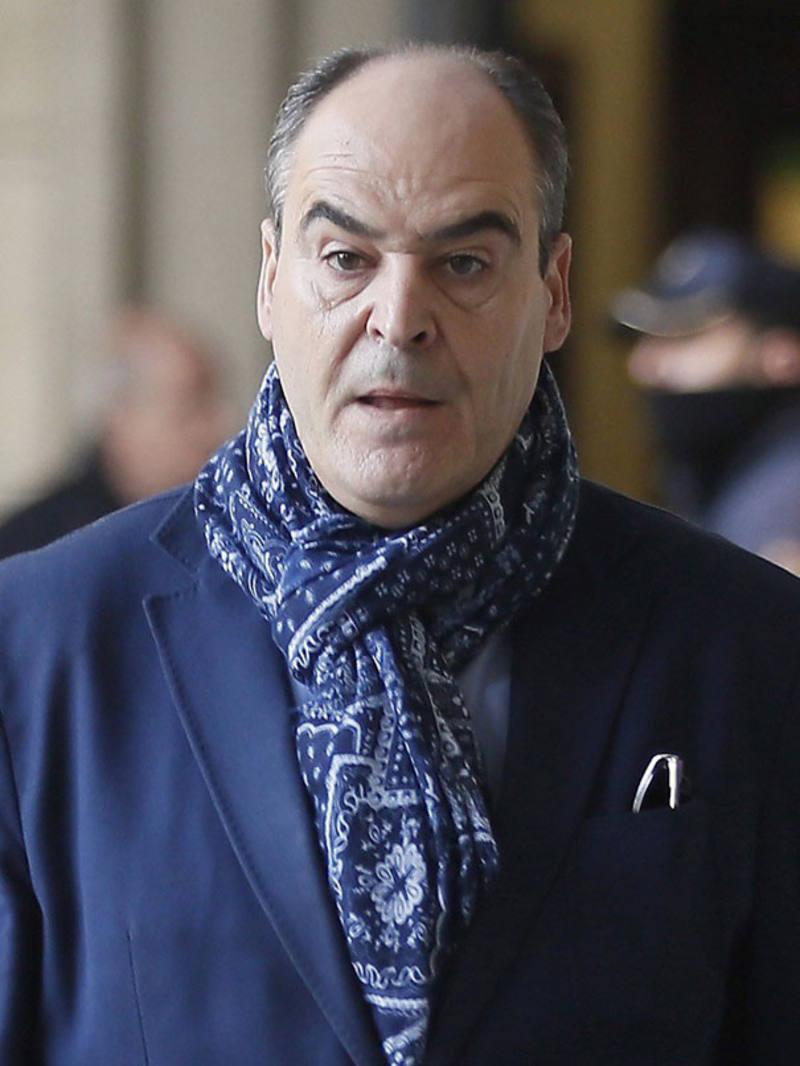 Juan Márquez, ex director general de Trabajo
