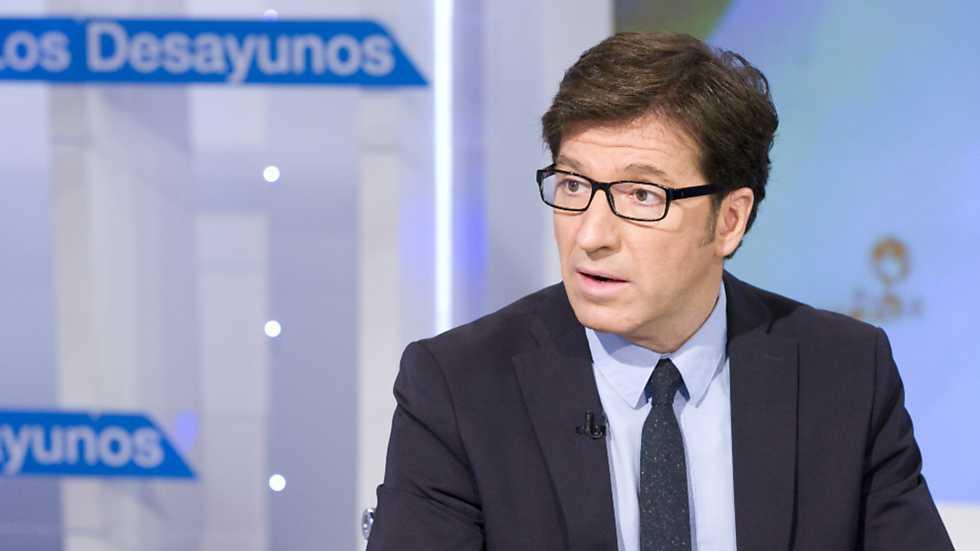 Los desayunos de TVE - Juan Moscoso del Prado, portavoz de Economía del PSOE en el Congreso