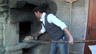 Aquí la Tierra- Juan Pablo, maestro panadero por un dia