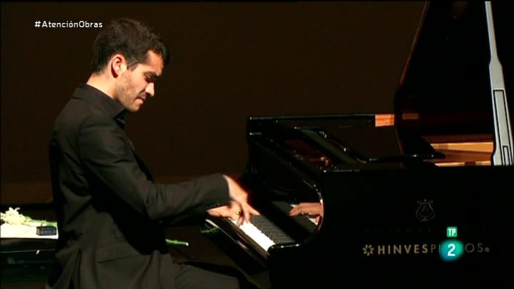 Atención obras - Juan Pérez Floristán, pianista autodidacta