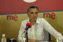 """Juan Ramón Lucas, director de """"En Días como Hoy"""""""