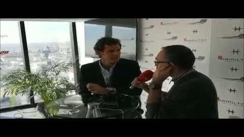 """Tablero deportivo - Juan Velarde: """"Es la competición más rápida del mundo"""""""