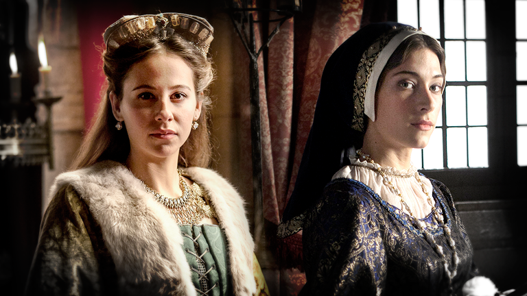 Isabel - Juana 'La Loca', una heredera muy cuerda en su visita a Francia