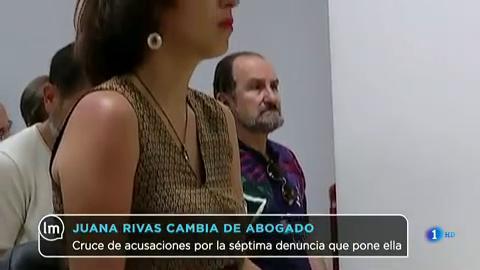 La Mañana - Juana Rivas cambia de abogado