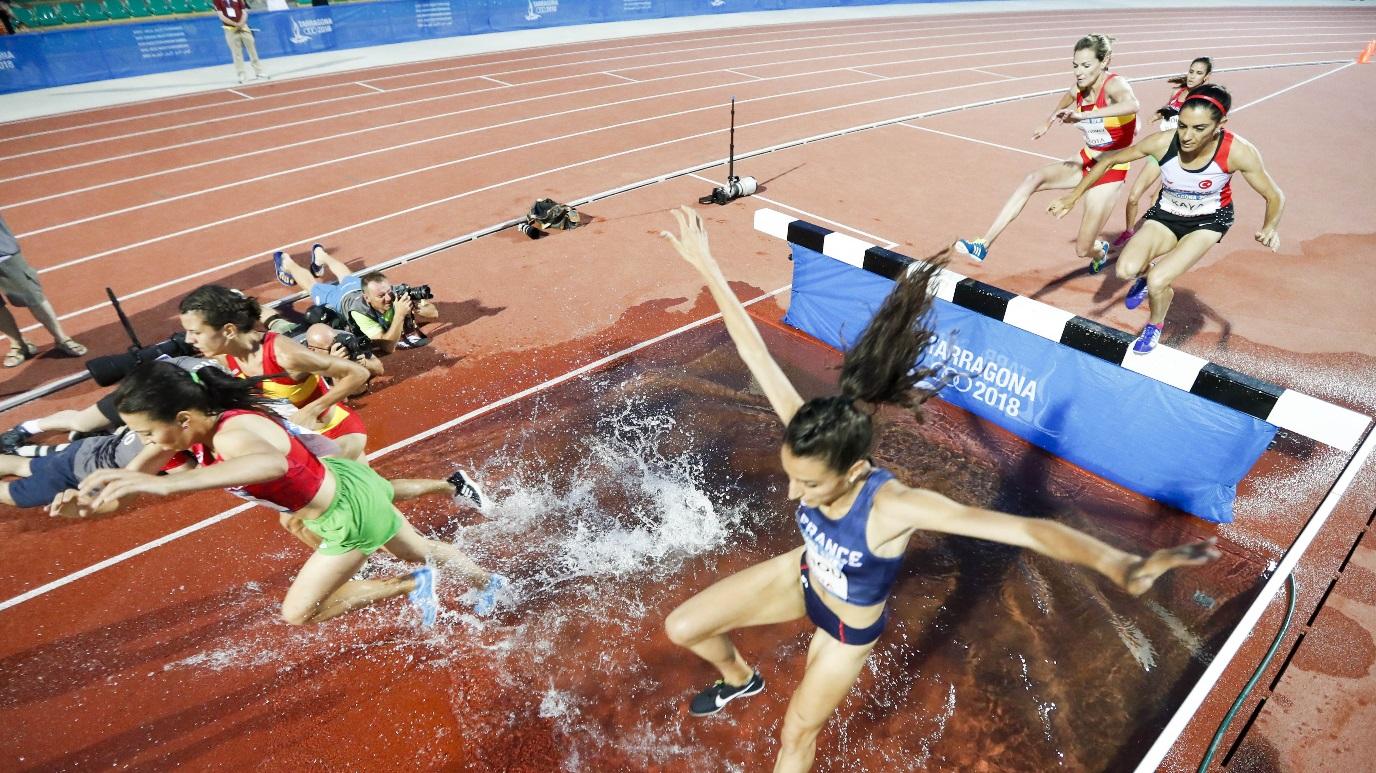 Juegos Mediterráneos 2018 - Atletismo Semifinales y Finales - 28/06/18
