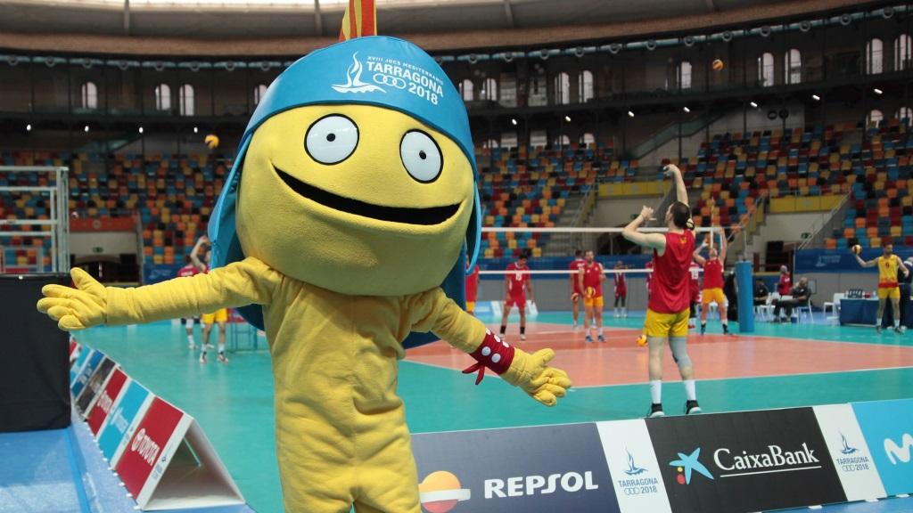 Juegos Mediterráneos 2018 - Programa Previo