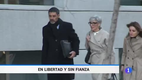 La juez Lamela deja libre sin fianza a Trapero, que reconoce reuniones con Puigdemont por el 1-O