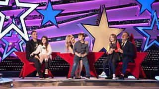 Jugando con las estrellas - 11/03/17