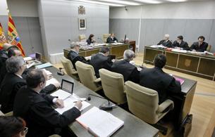 Hoy ha empezado en Zaragoza el juicio civil por el accidente del Yak-42 en el que murieron 62 militares españoles