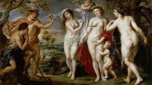 Mirar un cuadro - El juicio de Paris (Rubens)