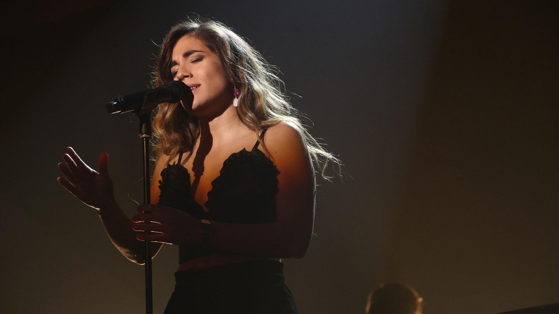 """OT 2018 - Julia canta """"90 minutos"""" en la gala 8"""