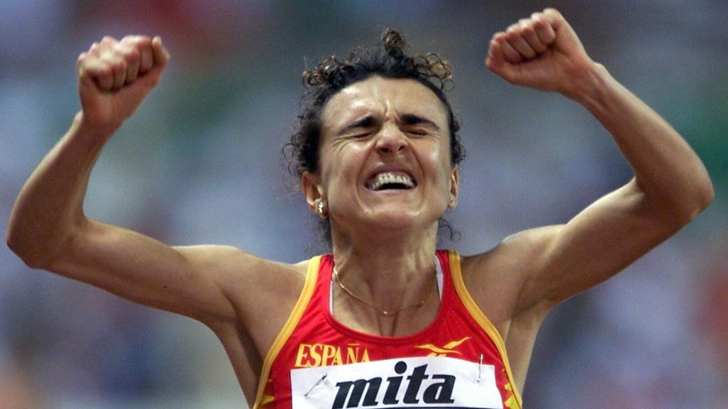 Julia Vaquero, la dura vida de una excampeona de atletismo