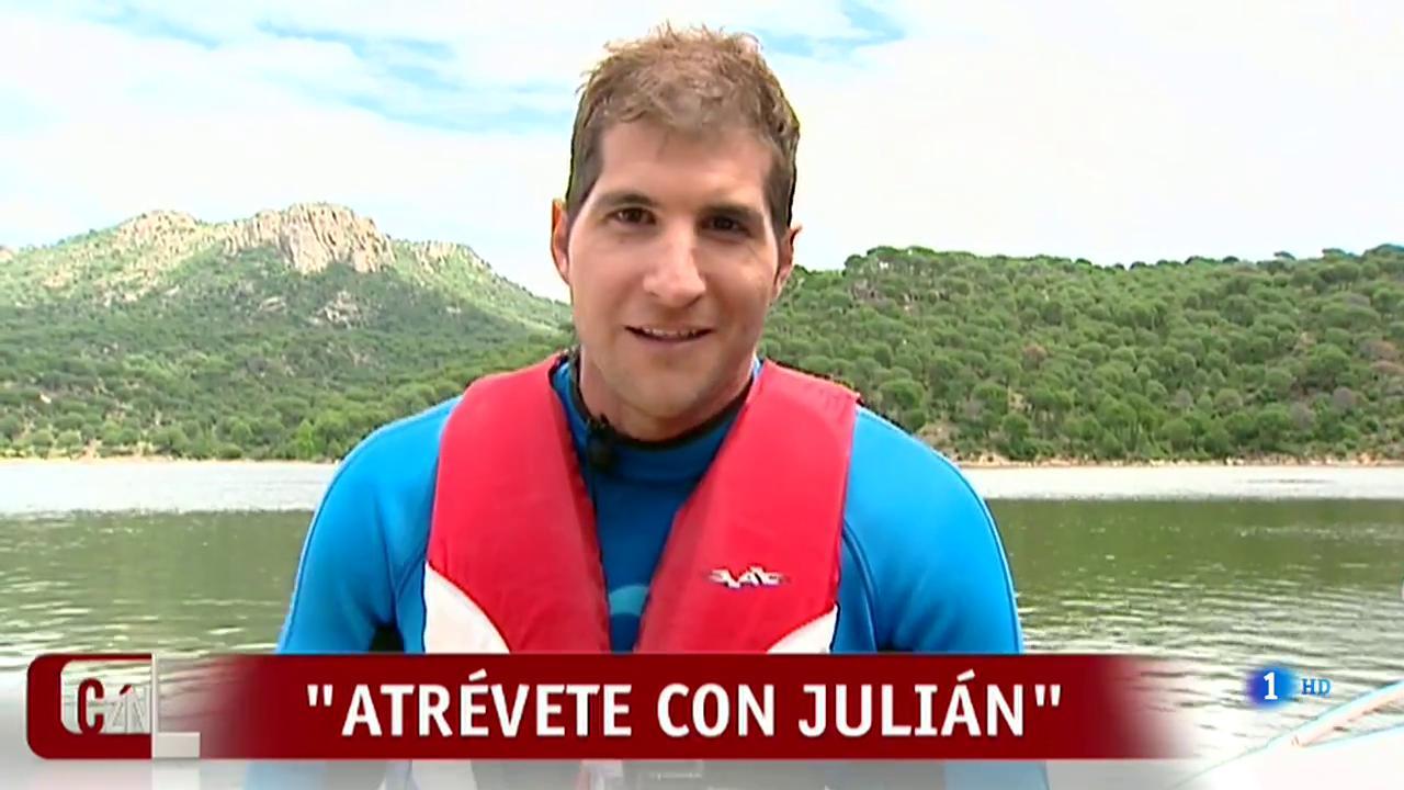 Corazón - Julián Contreras estrena sección en 'Corazón'